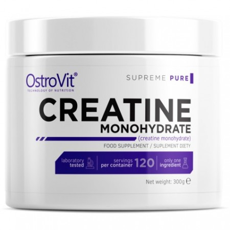 OstroVit 100% CREATINE MONOHYDRATE 300g PURE