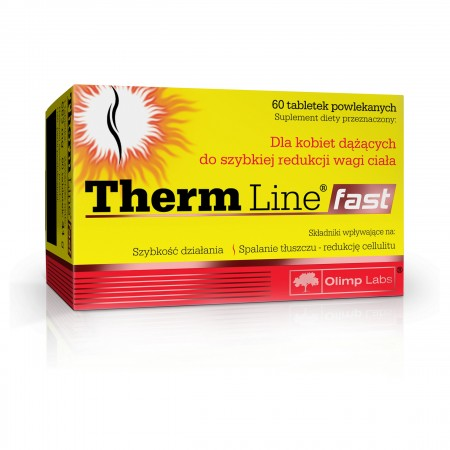 OLIMP THERM LINE® FAST 60 tabs.