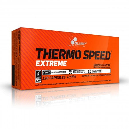 THERMO SPEED® EXTREME MEGA CAPS® 120 kaps.