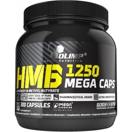 OLIMP HMB 1250 KAPS 300 kaps.