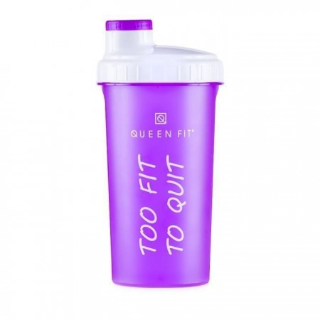 OLIMP SHAKER QUEEN FIT TOO FIT TO QUIT 700ml