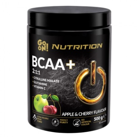 GO ON NUTRITION BCAA+ 2:1:1 500g