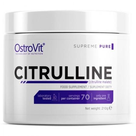 OstroVit 100% CITRULLINE 210g PURE