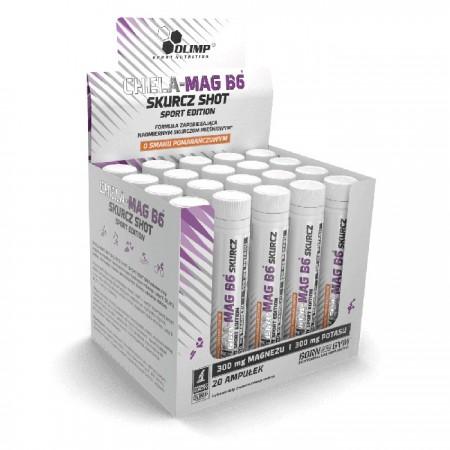 OLIMP Chela-Mag B6® Skurcz Shot SPORT EDITION