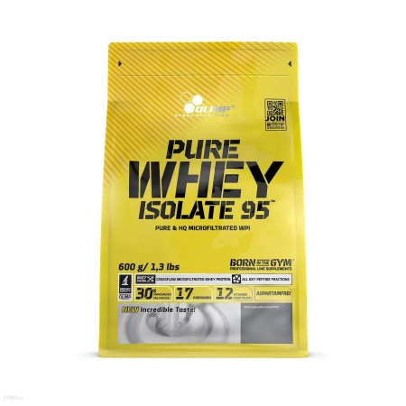 OLIMP PURE WHEY ISOLATE 95® 600g