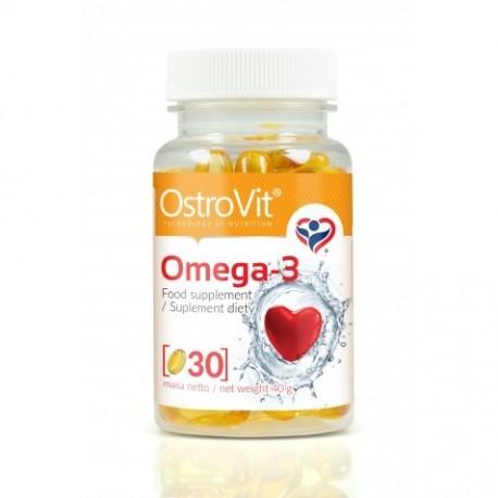 OstroVit OMEGA -3 30 KAPS