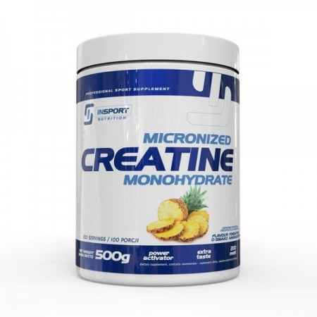 Insport Nutrition CREATINE MONOHYDRATE 500G