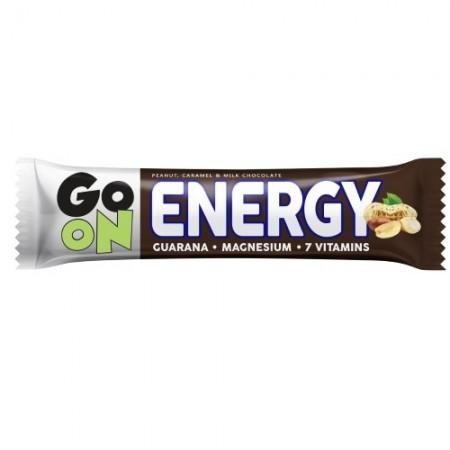 GO ON NUTRITION BATON ENERGY 50g Orzechowo - karmelowy