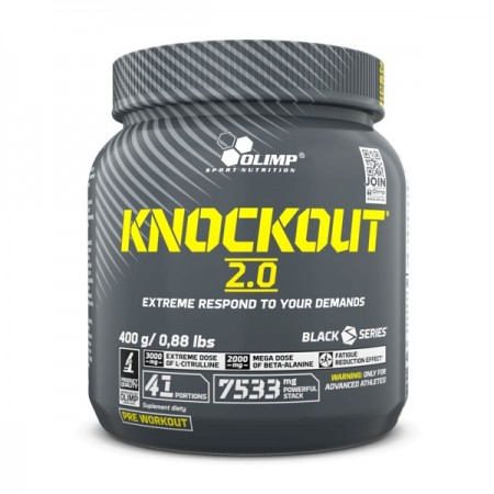 OLIMP KNOCKOUT® 2.0 400g