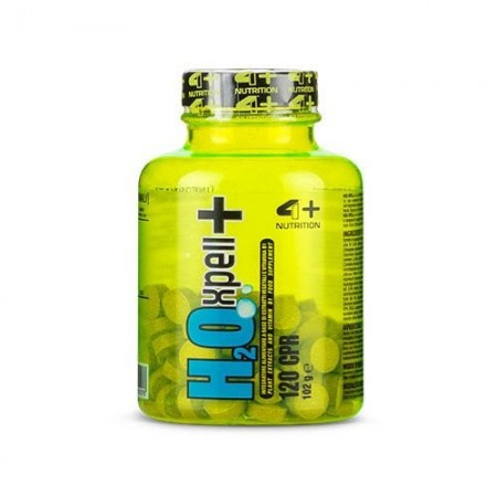 4+ NUTRITION H2O Xpell+ 120 caps.
