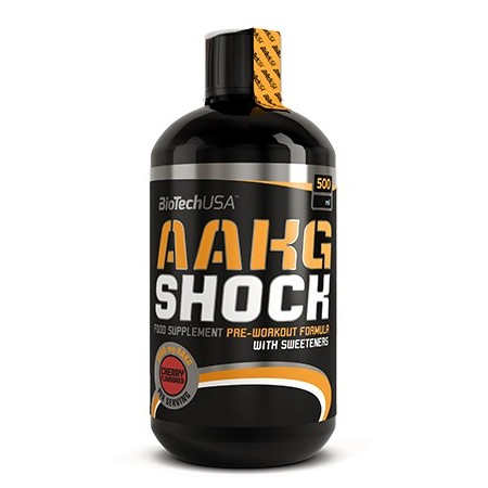 BioTech USA AAKG SHOCK 1000ml