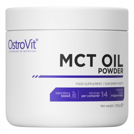 OstroVit MCT Oil Powder 200 g