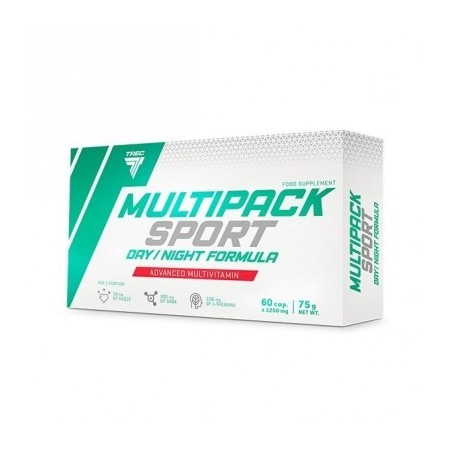 Trec MULTIPACK SPORT - DAY / NIGHT FORMULA 60 caps.