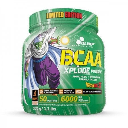 BCAA XPLODE POWDER 500g