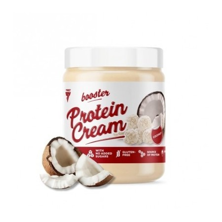 Trec BOOSTER PROTEIN CREAM COCONUT 300g