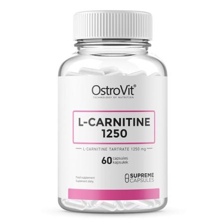 OstroVit Supreme Capsules L-Carnitine 1250 60 caps.