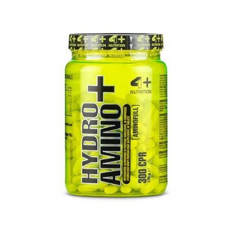 4+ NUTRITION HYDRO AMINO+ 300 tabs.