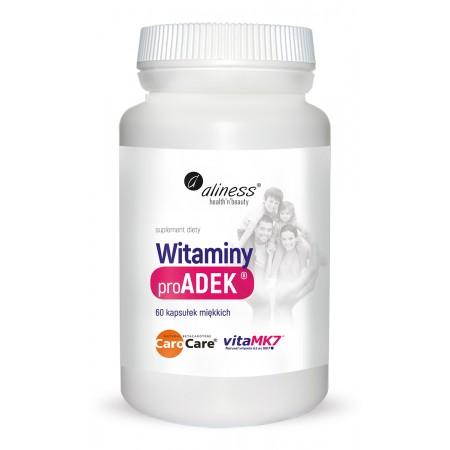 Aliness Witaminy ProADEK 60 caps.
