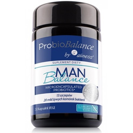 ProbioBALANCE Man Balance 20 mld. x 30 vege caps.