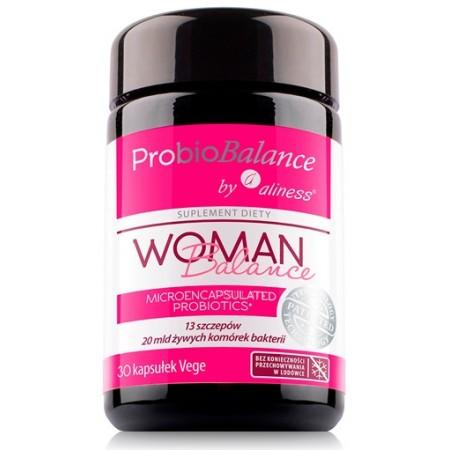 ProbioBALANCE Woman Balance 20 mld. x 30 vege caps.