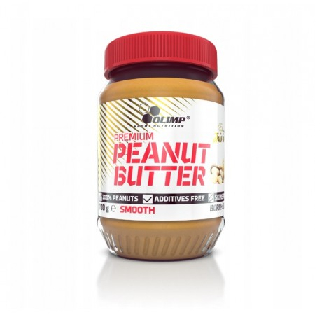OLIMP PEANUT BUTTER SMOOTH 700g