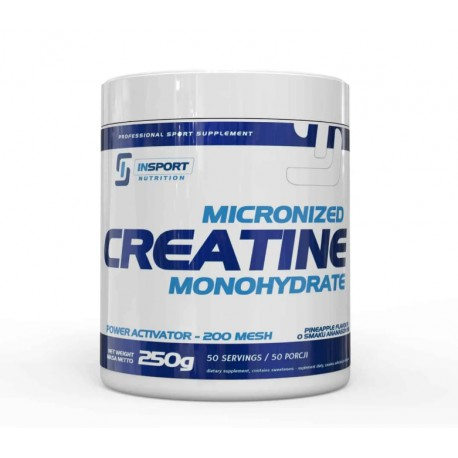Insport Nutrition CREATINE MONOHYDRATE 250g