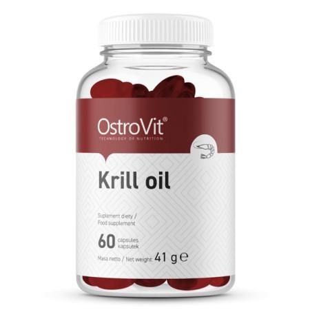 OstroVit Krill oil 60 caps.