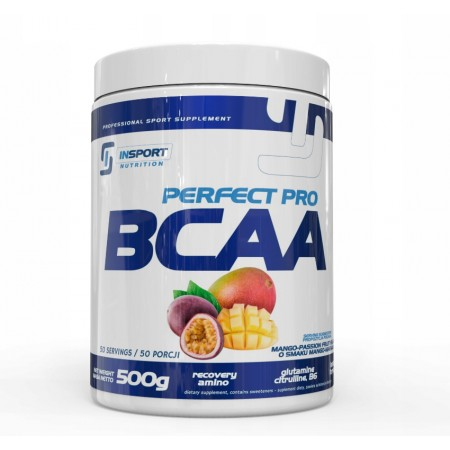 Insport Nutrition BCAA PERFECT PRO 500g