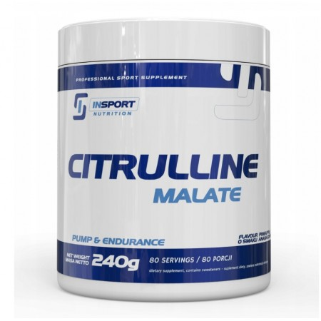 Insport Nutrition CITRULLINE MALATE 240g