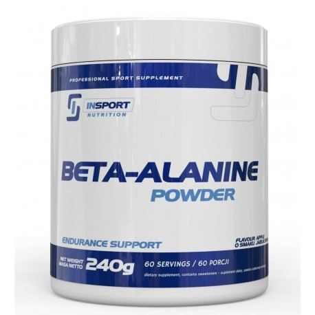 Insport Nutrition BETA-ALANINE 240g