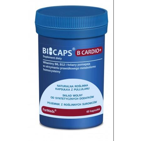 ForMeds BICAPS B CARDIO+ 60 caps.