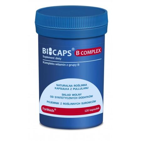 ForMeds BICAPS B COMPLEX 60 caps.