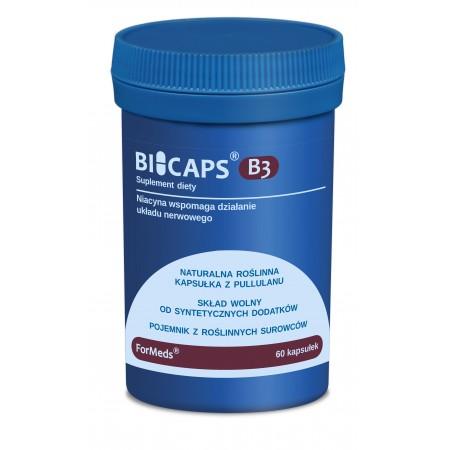 ForMeds BICAPS WITAMINA B3 60 caps.