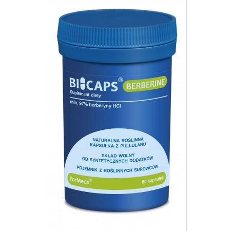 ForMeds BICAPS BERBERINE 60 caps.