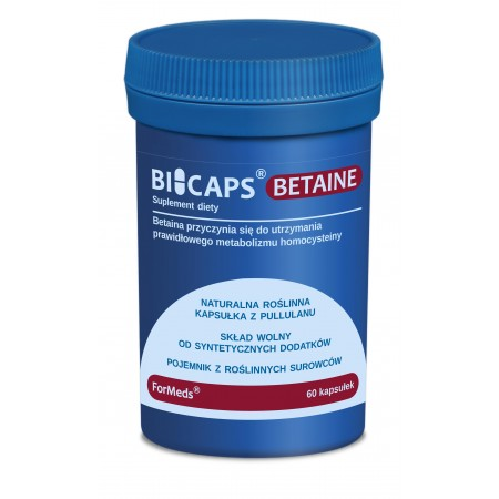 ForMeds BICAPS BETAINE 60 caps.
