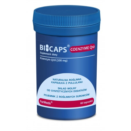 ForMeds BICAPS COENZYME Q10 60 caps.