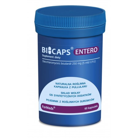ForMeds BICAPS ENTERO 60 caps.