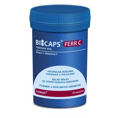 ForMeds BICAPS FERR C 60 caps.