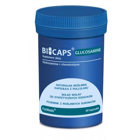 ForMeds BICAPS GLUCOSAMINE 60 caps.