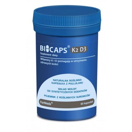 ForMeds BICAPS K2 D3 60 caps.