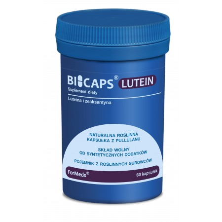 ForMeds BICAPS LUTEIN 60 caps.