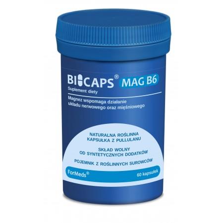 ForMeds BICAPS MAG B6 60 caps.
