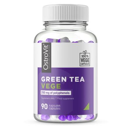 OstroVit Green Tea VEGE 90 caps.