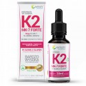 WISH WITAMINA K2 MK-7 Forte 500ug 30 ml 900 kropli