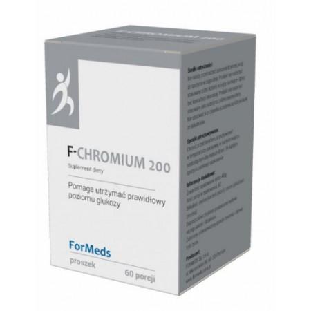 ForMeds F-CHROMIUM 200 60 porcji