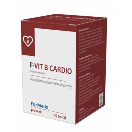 ForMeds F-VIT B CARDIO 60 porcji
