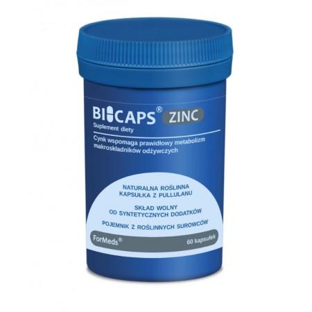 ForMeds BICAPS ZINC 25 60 caps.