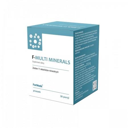 ForMeds F-MULTI MINERALS 30 porcji