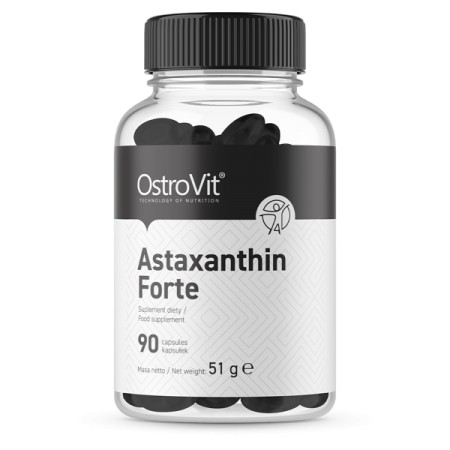 OstroVit Astaxanthin FORTE 90 caps.