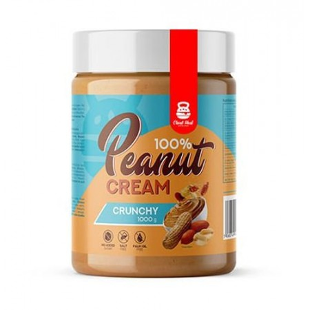 Cheat Meal Nutrition Peanut Cream 1000g CRUNCHY